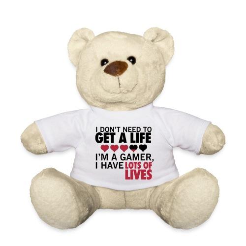 LIFE-TEDDY | GET A LIFE! - Teddy