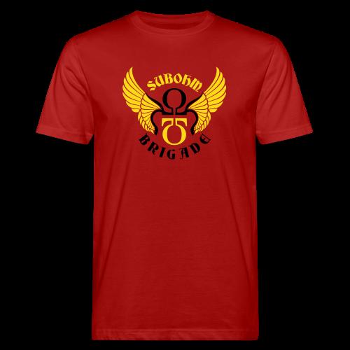 SUBOHM BRIGADE - T-shirt bio Homme