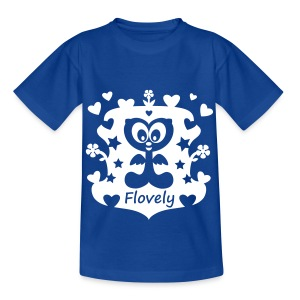 Flovely World - Kinder T-Shirt