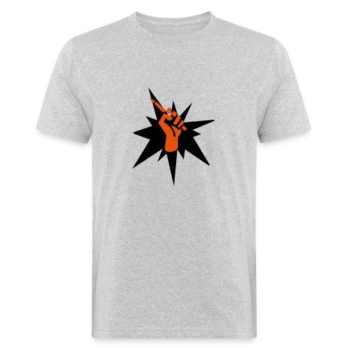 Die Macht der Feder (Digital Direktdruck) - Männer Bio-T-Shirt