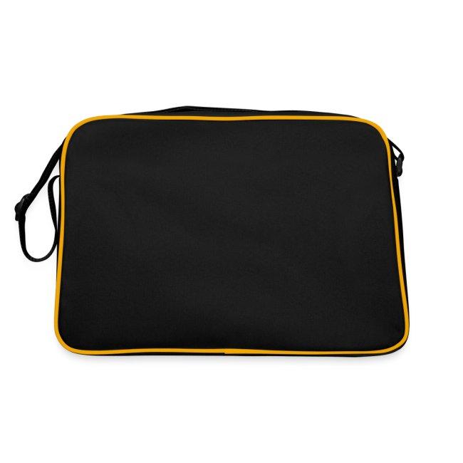 sacoche cutcat jaune et noir
