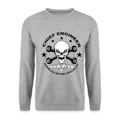 Chief engineer 04 - Men's Sweatshirt