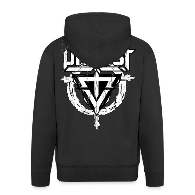 Unrest Vest (Thick Logo print)