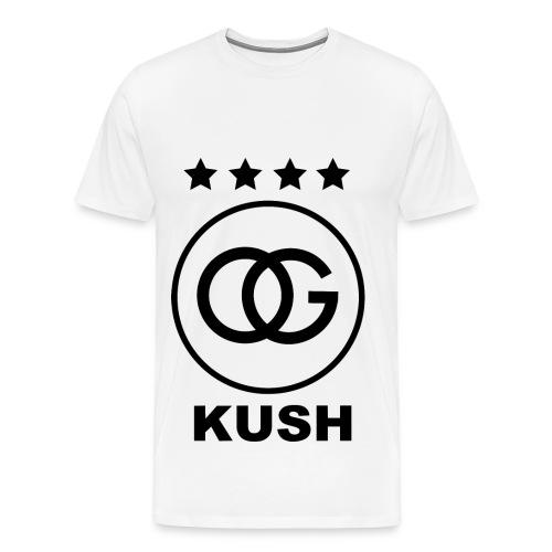 OG KUSH - Homme - T-shirt Premium Homme