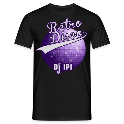 Retro Ipi - Miesten t-paita