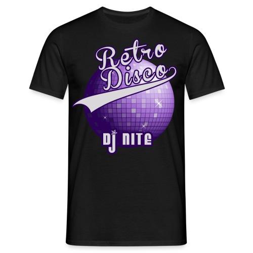 Retro Nite - Miesten t-paita