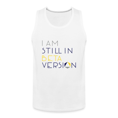 BETA TANK - Men's Premium Tank Top