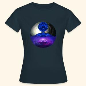 Space Cosmos Starfield Bubble - Naisten t-paita