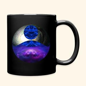 Space Cosmos Starfield Bubble - Yksivärinen muki