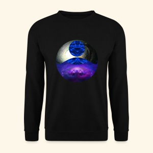 Space Cosmos Starfield Bubble - Miesten svetaripaita