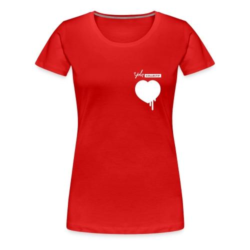 saigne valentin - T-shirt Premium Femme