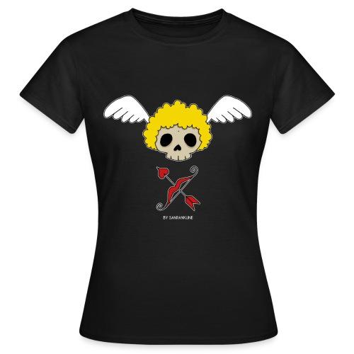 T-shirt femme Dead Cupidon - T-shirt Femme