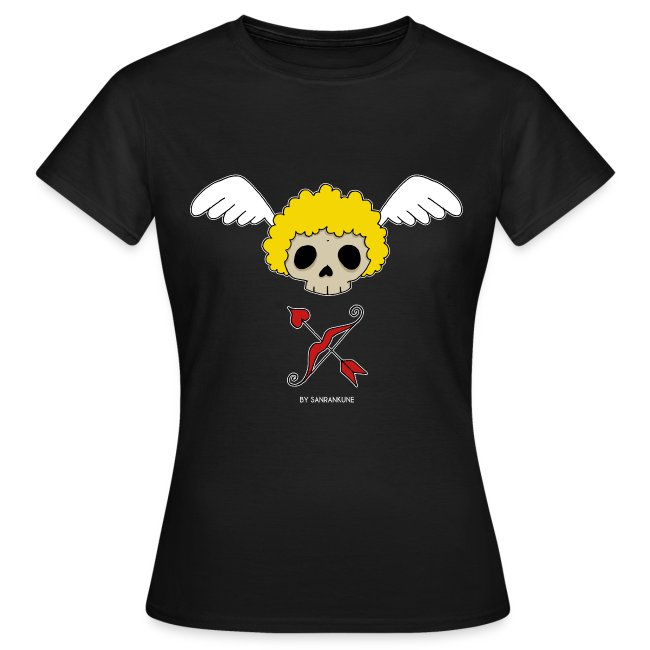 T-shirt femme Dead Cupidon