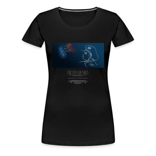 Ein Lied Für Paris - T-shirt Premium Femme