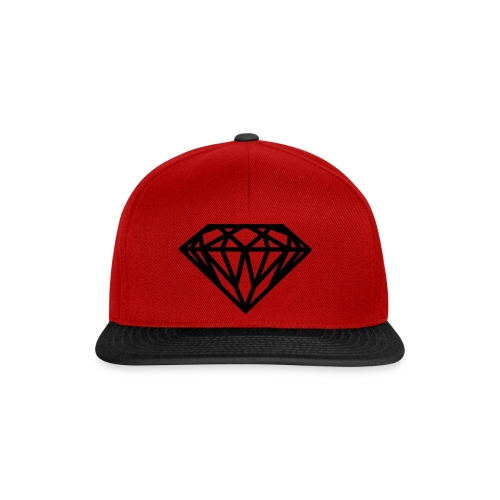 Thugs love diamonds - Snapback Cap