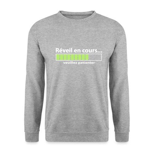 Réveil - Sweat-shirt Homme