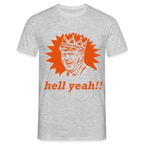 hell yeah!! - Mannen T-shirt