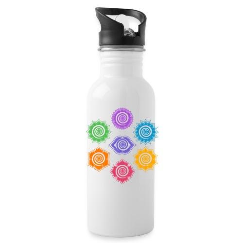 Bottle Chakras - Drinkfles