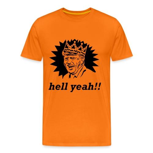hell yeah!! - Mannen Premium T-shirt