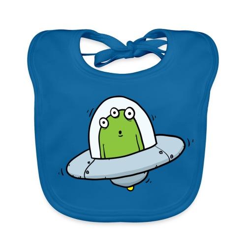 UFO Baby Bib - Baby Organic Bib
