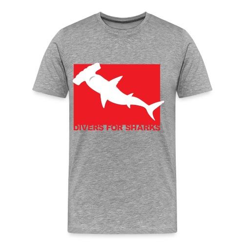 D4S Classic Front - Camiseta premium hombre