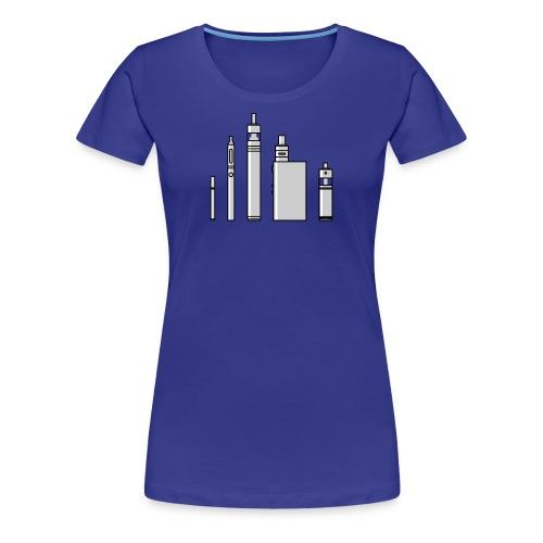 Vape tools - T-shirt Premium Femme