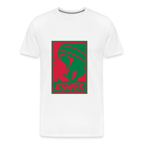 Smurf Swek Punt - Limited - Mannen Premium T-shirt