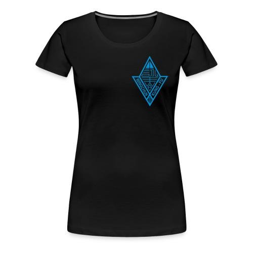 women - premium - Frauen Premium T-Shirt