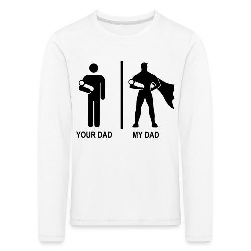 manches longues bébé - T-shirt manches longues Premium Enfant