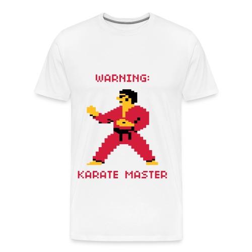 Start knaller! - Mannen Premium T-shirt