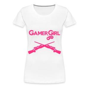 Start knaller! - Vrouwen Premium T-shirt