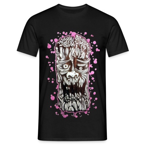 Zombie-Albero - Maglietta da uomo