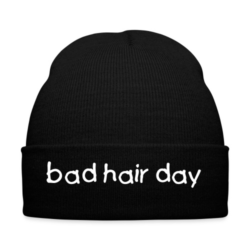 Bad Hair Day Beanie - Unisex - Cappellino invernale