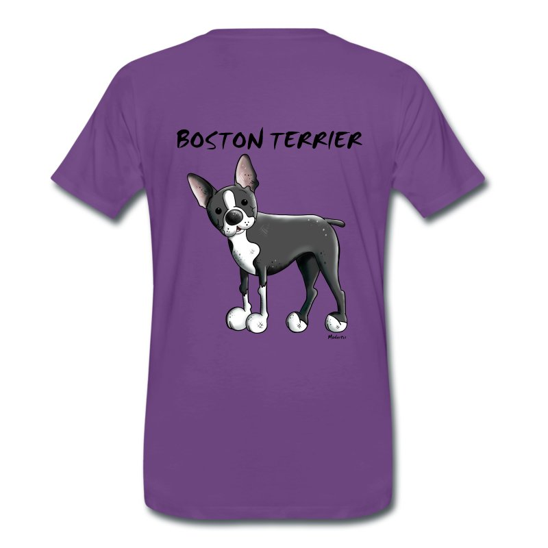 Make a bold statement with our Boston Terrier T-Shirts, or choose from our wide variety of expressive graphic tees for any season, interest or occasion. Whether you want a sarcastic t-shirt or a geeky t-shirt to embrace your inner nerd, CafePress has the tee you're looking for. If you'd rather wear.