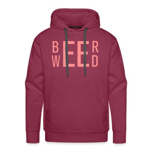 Beer & Weed - Männer Premium Hoodie