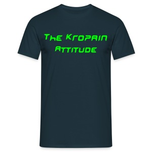 It's Mwa Kropain Attitude' Beer - T-shirt Homme