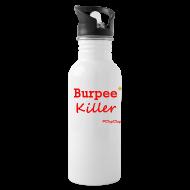 Tassen & Zubehör ~ Trinkflasche ~ Trinkflasche: Burpee Killer