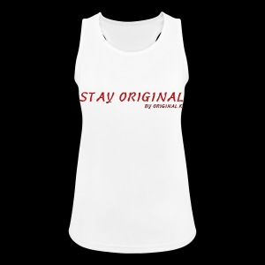 Stay Original - Women's Breathable Tank Top