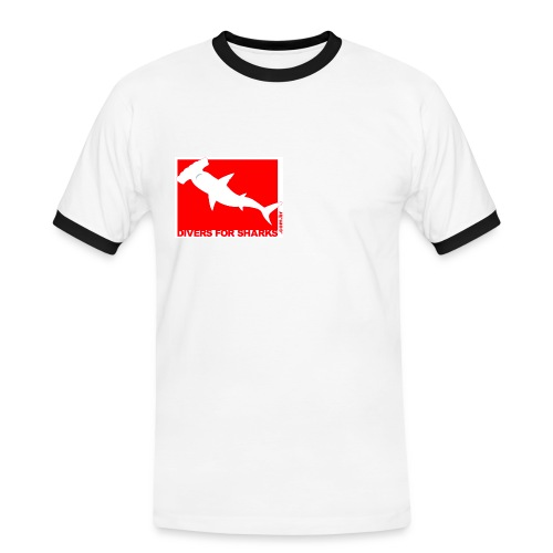 D4S Classic Back - Camiseta contraste hombre
