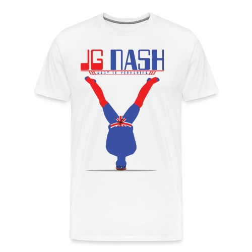 Men's JG Nash - Best In Yorkshire - Men's Premium T-Shirt