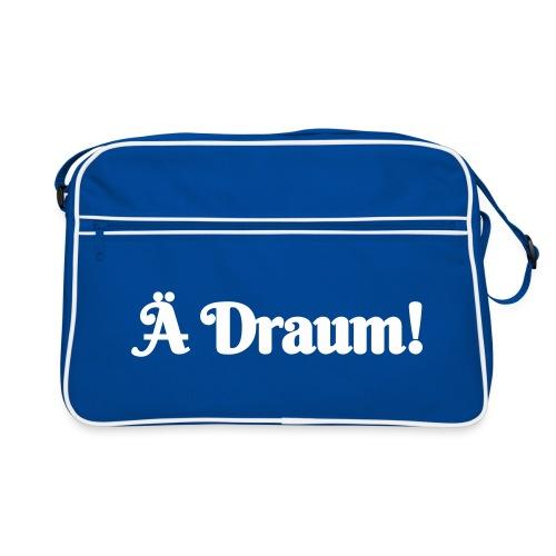 Ä Draum - Retro Tasche