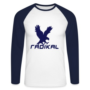 RADIKAL collector - T-shirt baseball manches longues Homme