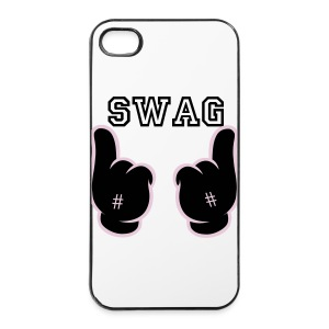Swag Black. - Coque rigide iPhone 4/4s