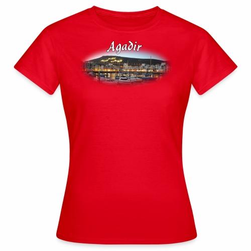 Agadir, Morocco - T-shirt Femme