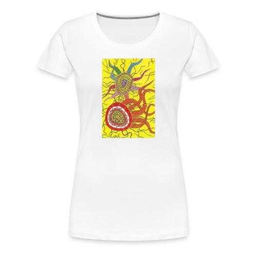 A Soul Jah Design - Women's Premium T-Shirt