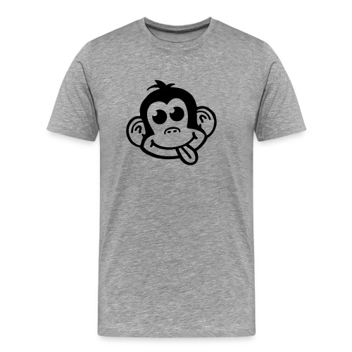 Monkey you - T-shirt Premium Homme