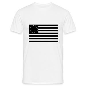 Flag T-Shirt - Mannen T-shirt