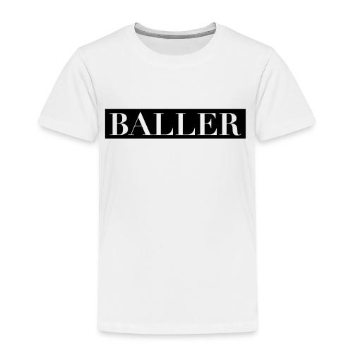 Baller T-Shirt - Kinderen Premium T-shirt