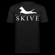 T-shirts ~ Herre Slim Fit T-Shirt ~ Herre T-shirt