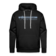 Hoodies & Sweatshirts ~ Men's Premium Hoodie ~ Good for Health [M][HOOD-S]